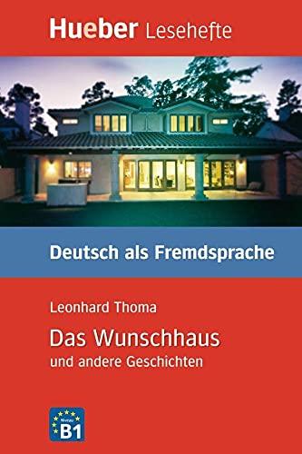 9783190016709: LESEH.B1 Das Wunschhaus. Libro