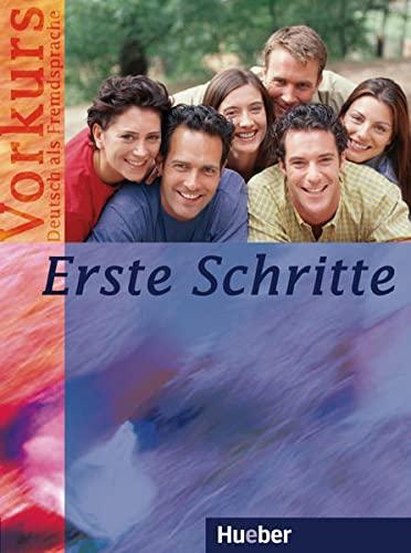 9783190016860: Erste Schritte: Kursbuch. Vorkurs Deutsch Als Fremdsprache (German Edition)