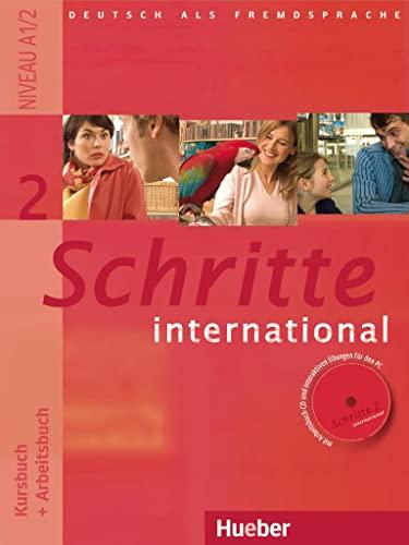 9783190018529: SCHRITTE 2-W/CD