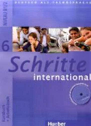 Schritte International: Kursbuch Und Arbeitsbuch 6 MIT