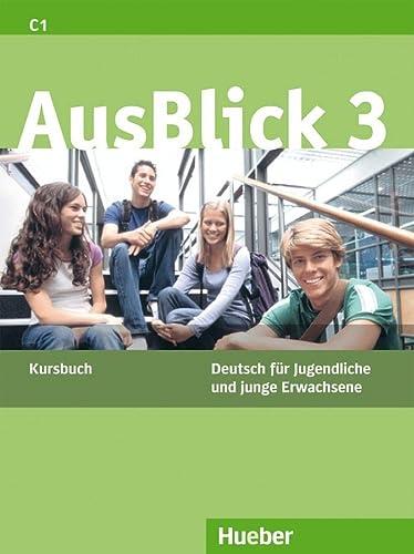 9783190018628: Ausblick: Kursbuch 3 (German Edition)
