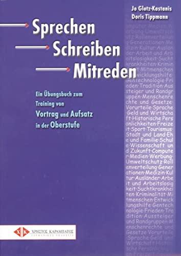 9783190018642: Sprechen Schreiben Mitreden: Ubungsbuch (German Edition)