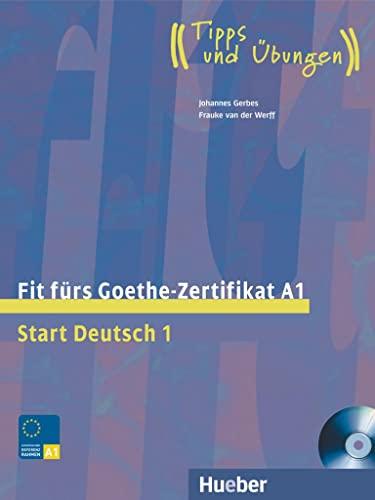 9783190018727: FIT F.GOETHE-ZERTIFIKAT Start 1-lib+CD