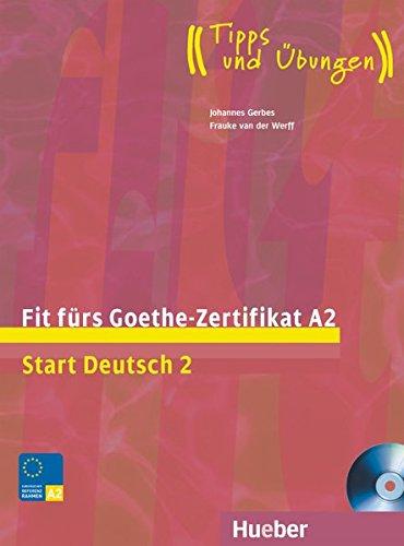 9783190018734: Fit furs Goethe-Zertifikat: A2 Book & CD
