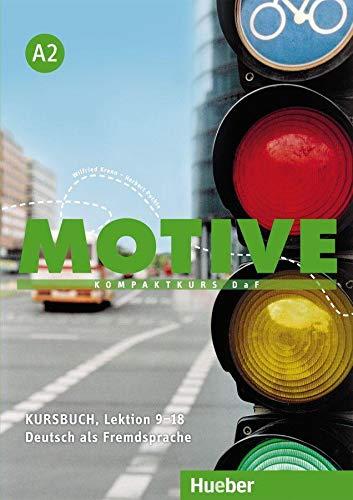 Motive: Kursbuch A2 Lektion 9-18: Frauke van der
