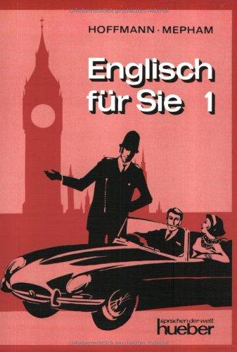 9783190021277: Englisch für Sie 1. Ein moderner Sprachkurs für Erwachsene: Bd 1