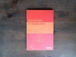 9783190023394: Sprachfallen im Englischen: W�rterbuch der falschen Freunde, Deutsch und Englisch : ein Lern- und Nachschlagewerk