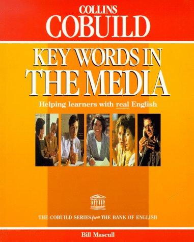 9783190024810: Collins Cobuild Key Words in the Media