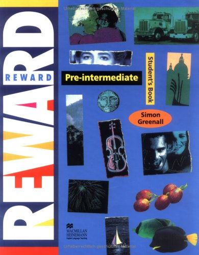 9783190025022: Reward, Pre-Intermediate, Student's Book