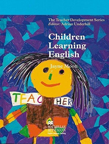9783190027118: Children Learning English