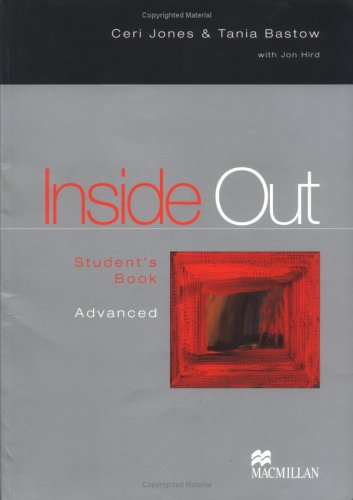 9783190028757: Inside Out. Advanced. Student's Book