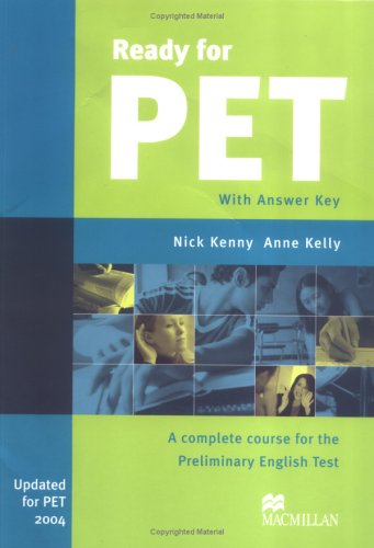 9783190028894: Ready for PET. Students Book. With Answer Key.