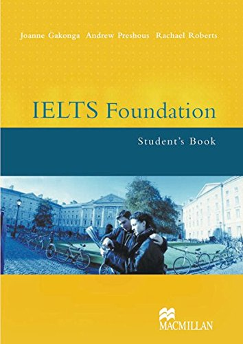 9783190028955: IELTS Foundation. Students Book.