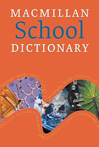 Macmillan School Dictionary. Mit CD-ROM fur Windows: Neil MacMaster