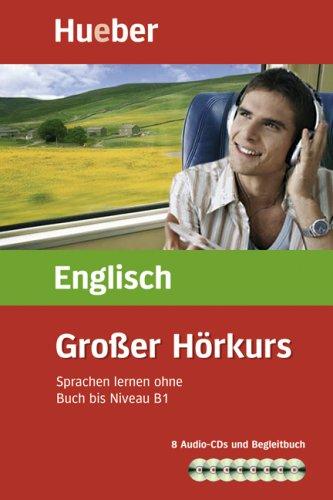 9783190029105: Großer Hörkurs Englisch