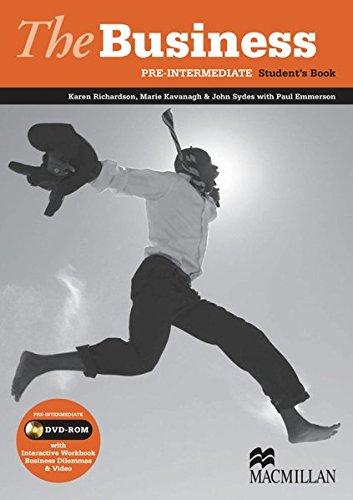 The Business Pre-Intermediate. Student's Book: Karen Richardson; Marie
