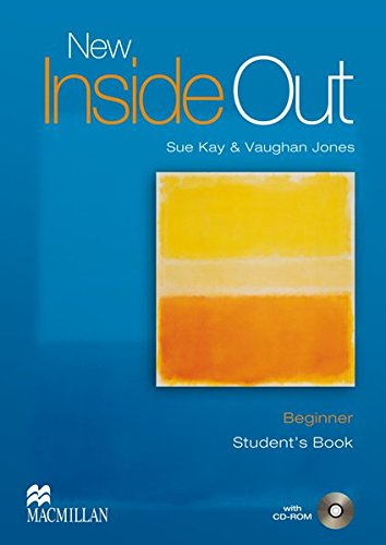 9783190029709: New Inside Out. Student's Book: Student's Book with CD-ROM