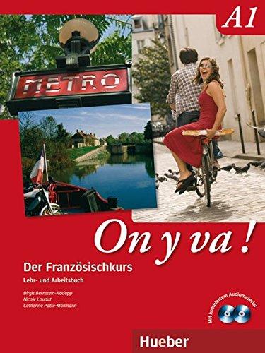9783190033256: On y va! A1: Der Französischkurs. Lehr- und Arbeitsbuch mit komplettem Audiomaterial