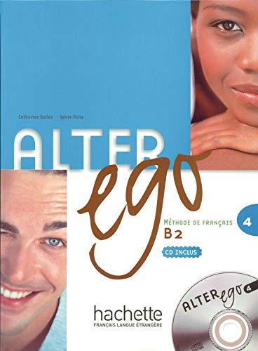 9783190033508: Alter ego 4. Kursbuch