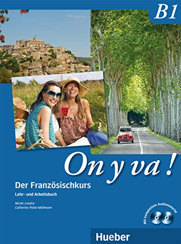 9783190033546: On y va ! B1. Lehr- und Arbeitsbuch mit komplettem Audiomaterial: Der Franzosischkurs