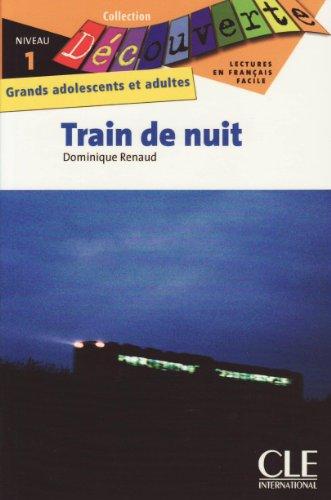 9783190033584: Train de nuit: Lekture