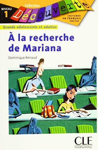 9783190033591: À la recherche de Mariana: Lektüre