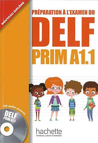 9783190033782: DELF prim A1.1. Livre de l'élève + cd audio: Préparation à l'examen