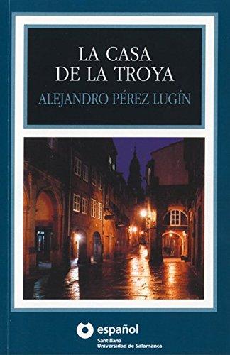 9783190041176: La casa de la Troya: Lektüre (ohne Audio-CD)