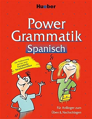 9783190041855: Power Grammatik Spanisch