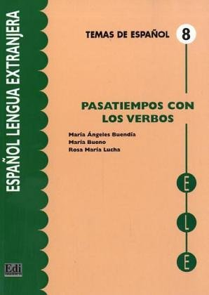 Pasatiempos con los verbos: María Ángeles Buendía