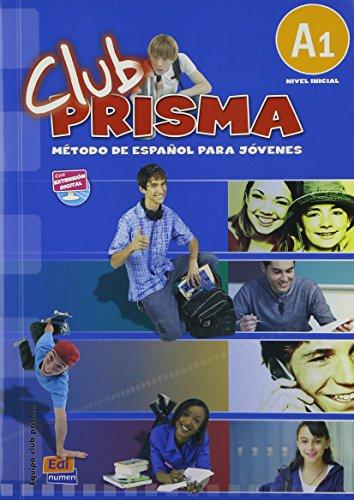 9783190042678: Club PRISMA A1. Libro del alumno