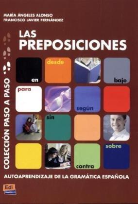 9783190042920: Coleccion: Paso a Paso. Las preposiciones