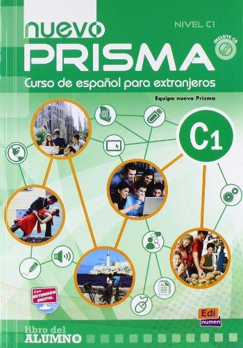 9783190043071: Nuevo PRISMA C1 - Consolida. Kursbuch mit MP3-CD: Curso de español para extranjeros / Libro del alumno