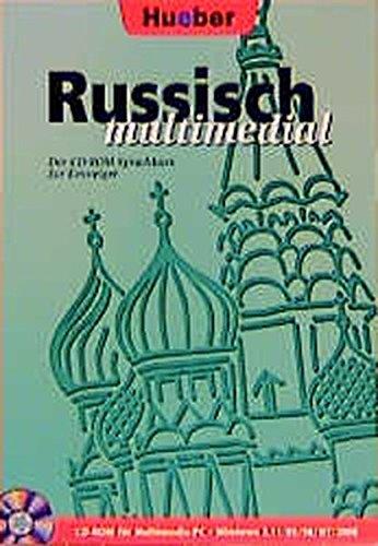 9783190044733: Hueber Russisch Multimedial: Ruslan 1 (German Edition)