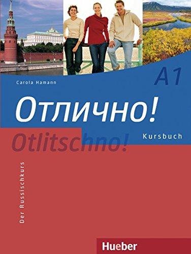 9783190044771: Otlitschno! A1. Kursbuch: Der Russischkurs