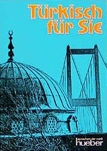 9783190050895: Türkisch für Sie : Lehrbuch