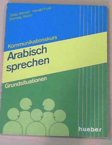9783190051328: Kommunikationskurs Arabisch sprechen, Textband