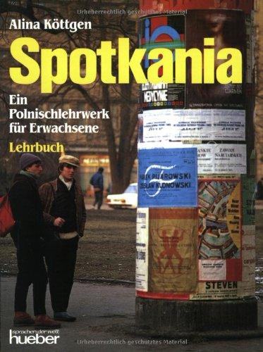 9783190051496: Spotkania, Lehrbuch