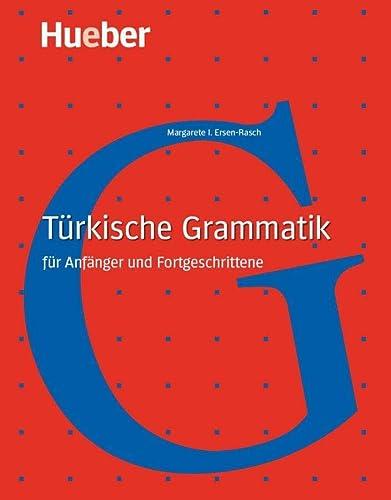 9783190051854: Türkische Grammatik: Für Anfänger und Fortgeschrittene