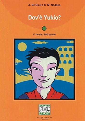 9783190051960: Dov'e Yukio?
