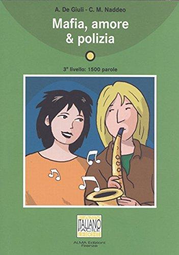 9783190051984: Italiano Facile. Mafia, amore e polizia. (Lernmaterialien)