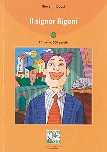 9783190053018: Il signor Rigoni: Lektüre (ohne Audio-CD)