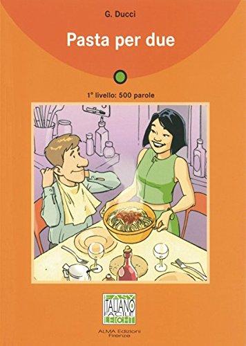 9783190053629: Pasta per due. Stufe 1. 500 Wörter. (Lernmaterialien)