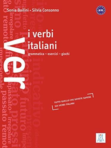 9783190053759: I Verbi Italiani - Grammatica - Esercizi E Giochi