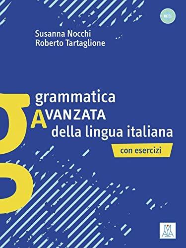 9783190053872: Grammatica avanzata della lingua italiana: Con Esercizi