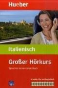9783190054183: Großer Hörkurs Italienisch: Sprachen lernen ohne Buch bis Niveau B1