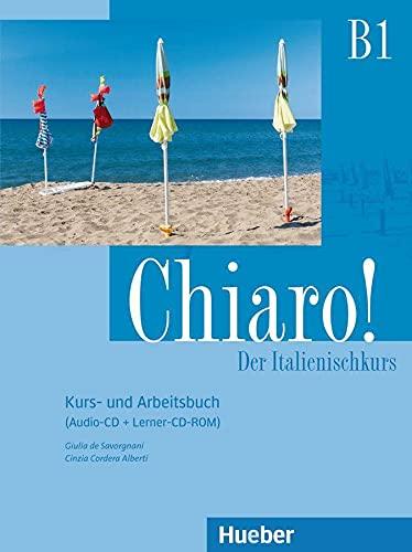 9783190054671: Chiaro! B1. Kurs- und Arbeitsbuch + Audio-CD + Lerner-CD-ROM