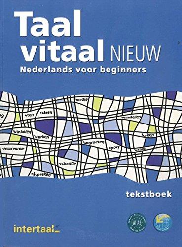 9783190054817: Taal vitaal nieuw. Kursbuch: Niederländisch für Anfänger