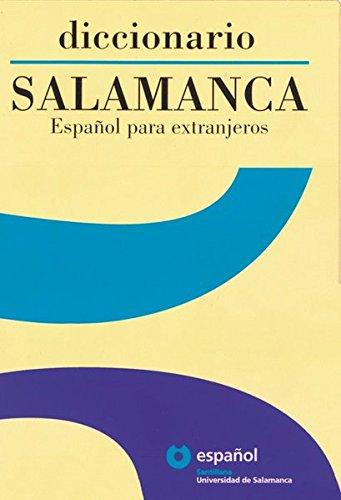 9783190063703: Diccionario SALAMANCA de la lengua española: Español para extranjeros