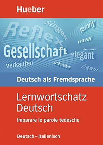 9783190064021: Lernwortschatz Deutsch, neue Rechtschreibung, Imparare le parole tedesche